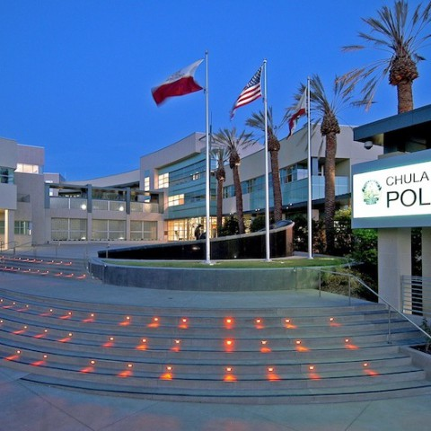 Chula Vista Police Department Evening