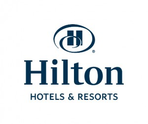 hilton hotel and resorts logo