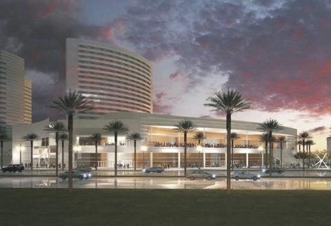 New Marriott Hall